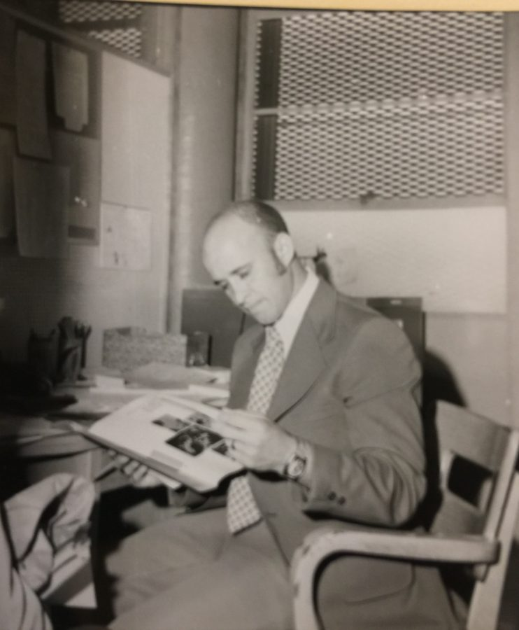 Pat Mellon in Office