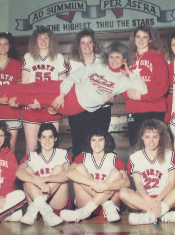 Girls Basketball Team Pic